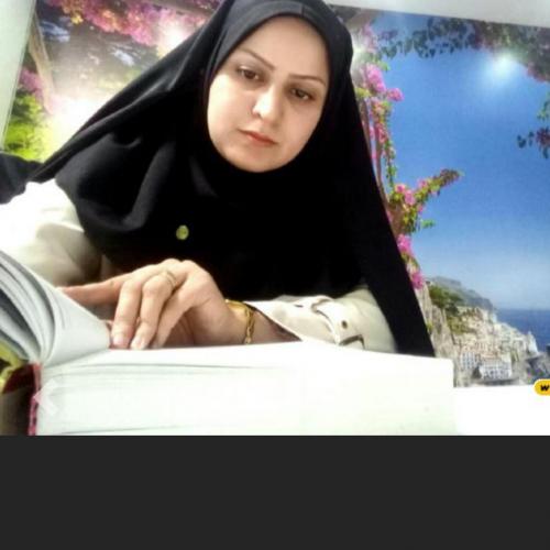 الهام حاجی علی نژاد امیری